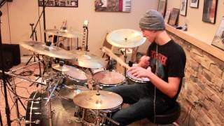 Breaking Benjamin - Until The End drum cover