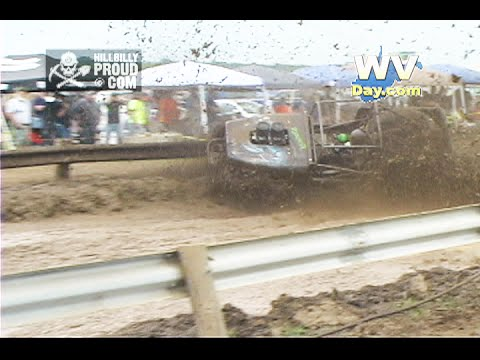 Outlaw Class #3 Awesome Acres Mud Bog Carroll OH July 27 2014