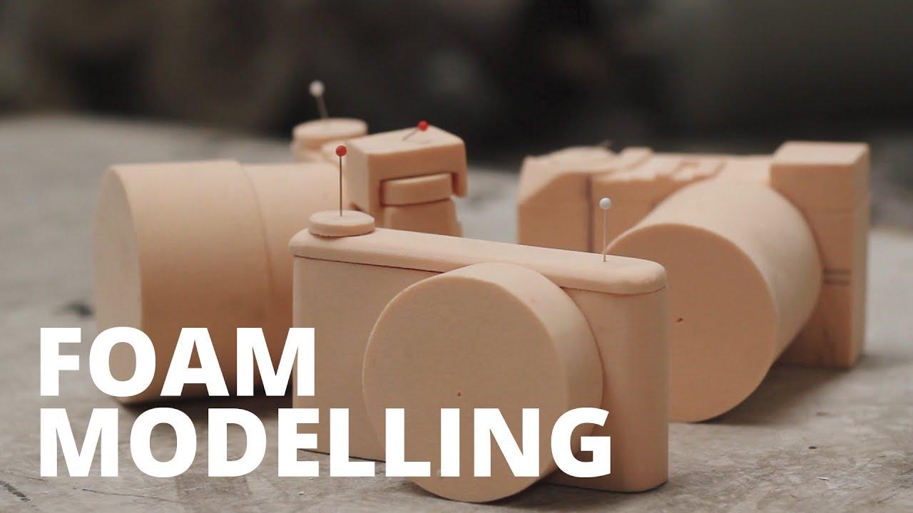 Foam Modelling How To Make Rapid Prototypes Youtube