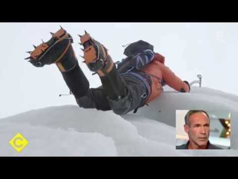 L'aventurier seul au monde, Mike Horn - C à vous - 01/10/2015