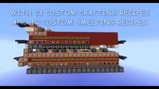 Minecraft - Industrial Craft 2 (VANILLA MOD) [+Download]