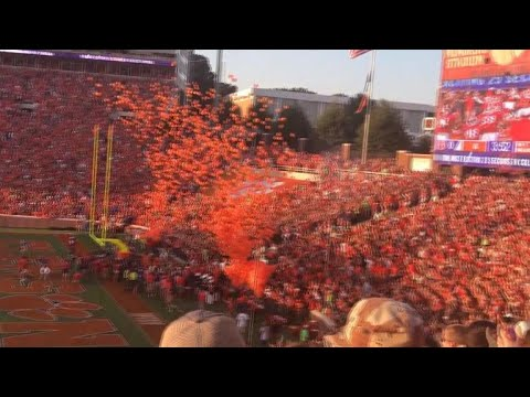 Clemson ends balloon release tradition amid environmental concerns