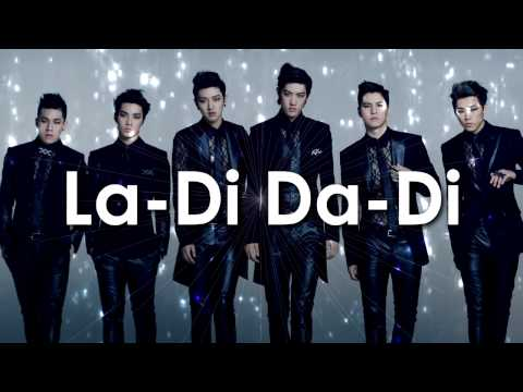 [AUDIO] Cross Gene(크로스진) - La-Di Da-Di (라-디 다-디) (Inst, NO backup vocals)