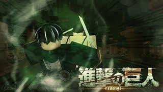 Roblox-Attack On Titan Revenge-PAID BETA-The Hardest AOT Game
