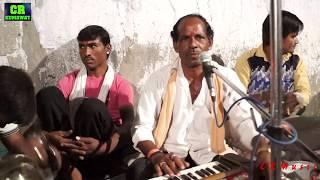 में तो जोऊ सावरिया थारी - New Rajasthani Desi Bhajan | Live Nimbaj 2017 | Banshidas Kamad
