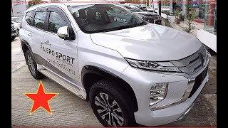 New 2019 SUV Pajero Sport, Mitsubishi Pajero 2020
