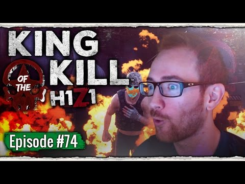 KINGS OF THE CAMP | H1Z1 King of the Kill #74