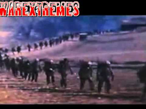 Amazing Korean War Footage - Firefights Airstrikes against North Korea