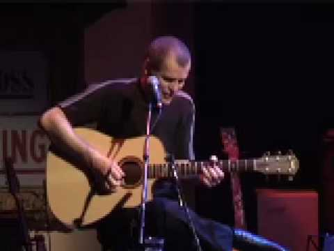 """Expressive Rain"" Marc Rossier of LITTLE VENUS guitar solo at Mühle Hunziken 2008"
