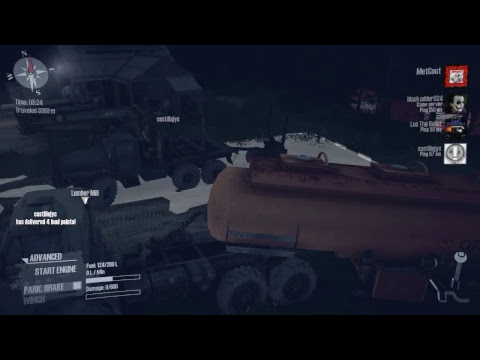 Spintires MudRunner - Siberia Map - Multiplayer FR