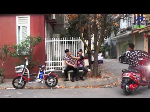 Phim ngắn xe đạp điện Hyundai ICity