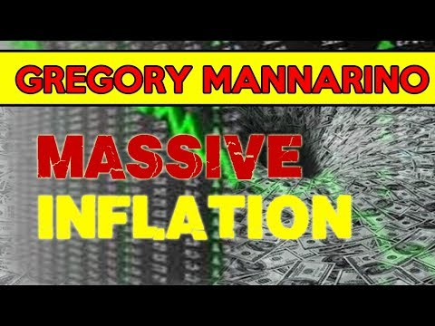 ♞ Gregory Mannarino - FED WILL OVERSHOOT & CAUSE MASSIVE INFLATION ♘