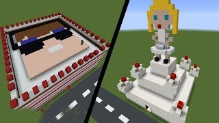 GitarisTv Pastası | Minecraft Modern Evler