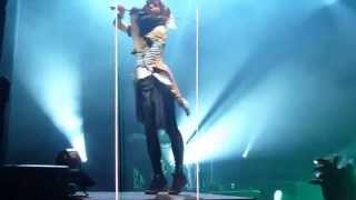 Anti Gravity Lindsey Stirling Olympia Live Paris HD 29 Mai 2013