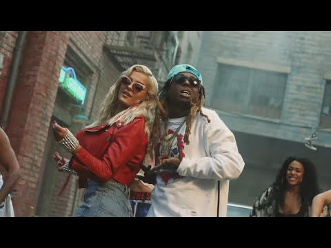 Download Youtube: Bebe Rexha - The Way I Are (Dance With Somebody) feat. Lil Wayne (Official Music Video)