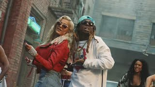 Скачать Bebe Rexha The Way I Are Dance With Somebody Feat Lil Wayne Official Music Video