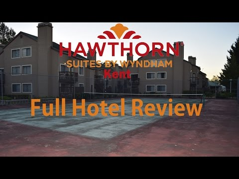 Full Hotel Review: Hawthorn Suites Kent, WA