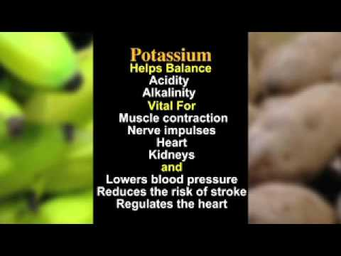 Peter's Principles- The Benefit of Potassium