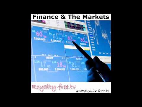 Finance & The Markets : Royalty Free Music Album RFCD0110
