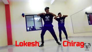 Zingat Hindi Dhadak Movie Song Dance Choreography Amol Gotekar Poison Rockstar