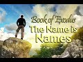 Book of Exodus: The Name is Names