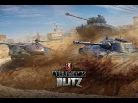 WR75+ / WN8 4000+ / Rating Battles after 6 months break :D - World of Tanks Blitz