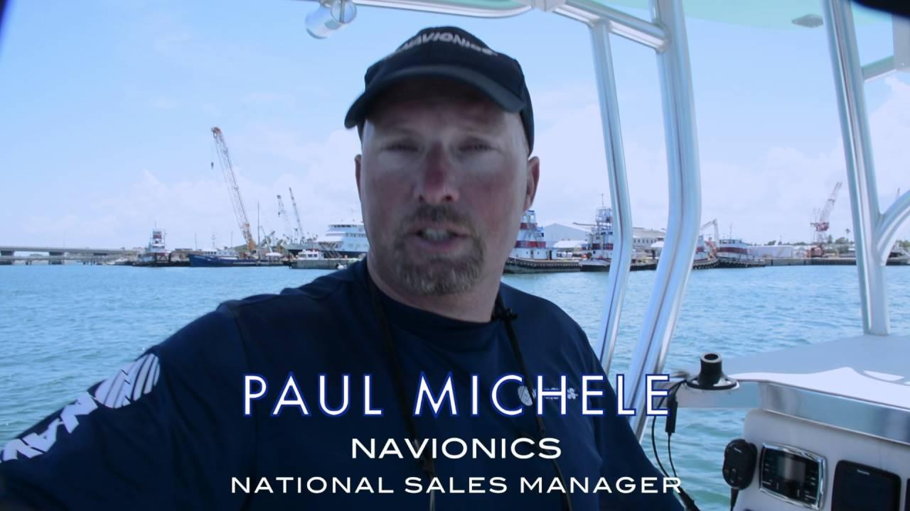 Activating Navionics SonarChart on Lowrance, Raymarine and Humminbird