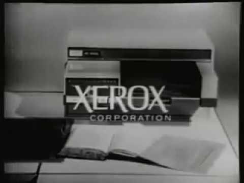 Xerox advertisement model 914