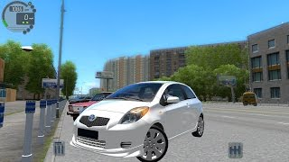 City Car Driving 1.5.0 Toyota Yaris [Logitech G27]