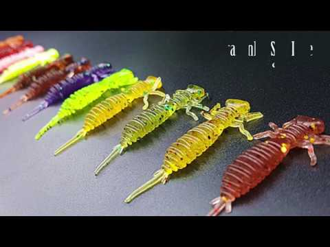 Aliexpress Dragonfly Soft Fishing Lure Youtube