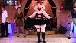 Ульяновск Стриптиз. Стриптиз-свинка от Aksikvideo