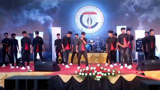 2K17||Best group dance||Annual Day Celebration||Royal mech||St.Mary's Polytechnic College,Palakkad
