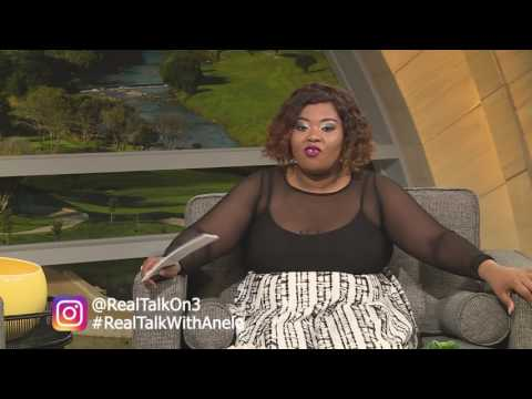 Real Talk with Anele Season 3 Episode 19 - Pamela Power