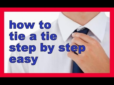 How to tie a tie step by step easy way how to tie the knot tying a how to tie a tie step by step easy way how to tie the knot tying a tie make easy tie knot 2016 ccuart Images