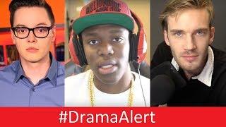 KSI UPLOAD! #DramaAlert Steven Suptic vs IGN, LOGAN PAUL CALLS OUT PEWDIEPIE!!