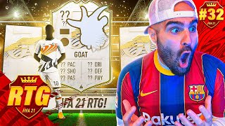 OMG!! WE GOT A NEW ICON!! FIFA 21 RTG #32