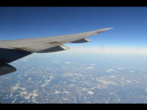 British Airways BA283 London Heathrow (LHR) - Los Angeles (LAX) *FULL FLIGHT* Boeing 777-300 G-STBF