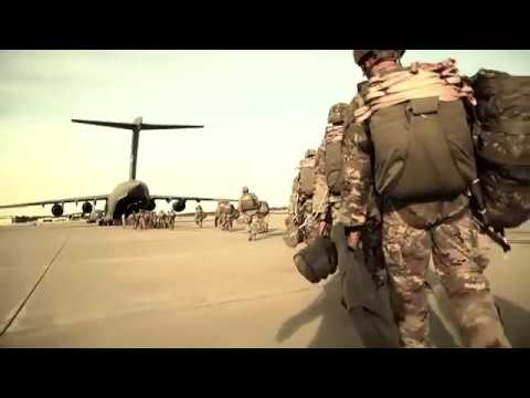 U S  Army 82nd Airborne Division - FDR Prayer