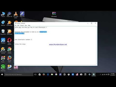 How to Root BlueStacks 1/2/3 and install SuperSU on BlueStacks