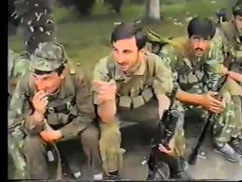 ОСЕТИНО-АРМЯНСКИЕ БАНДФОРМИРОВАНИЯ В АБХАЗИИ 1993г