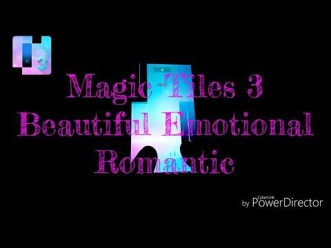 16.Beautiful Emotional Romantic | Kornev Music〈Magic Tiles 3〉