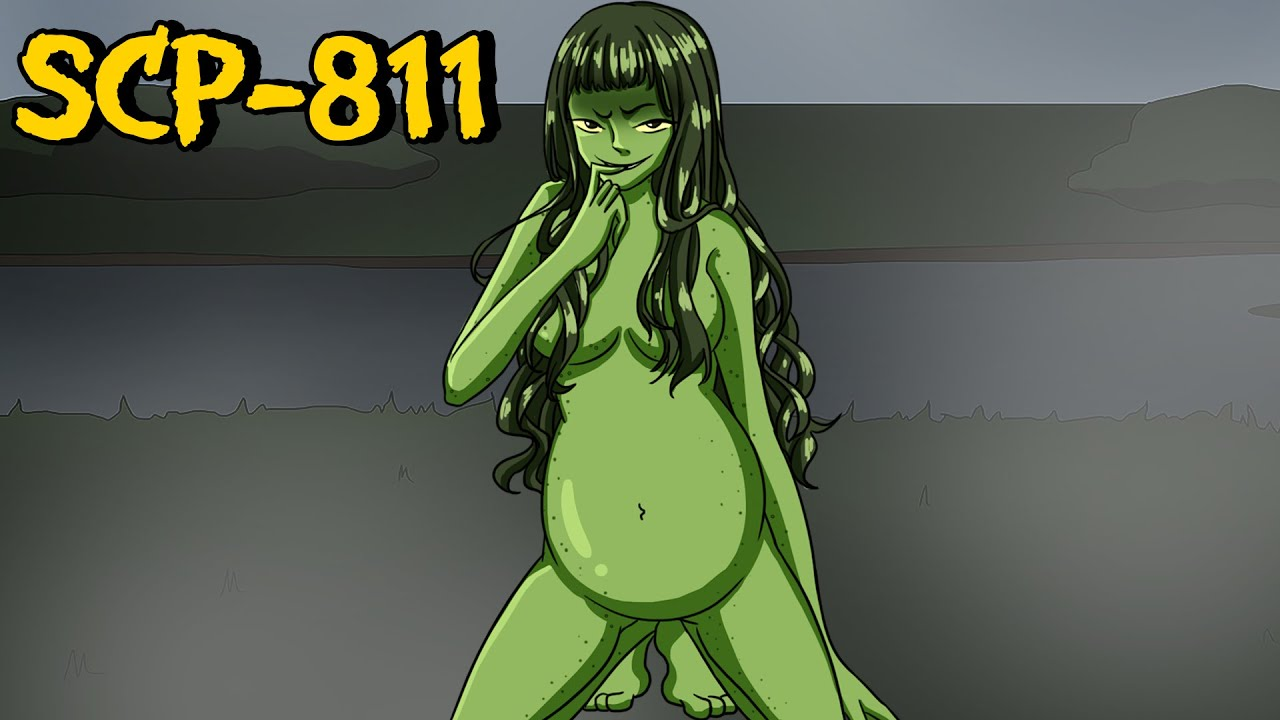 Download SCP-811 Swamp Woman | Euclid | SCP Animation