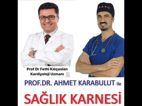KALP PİLİ TEDAVİSİ (HASTA KILAVUZU) - PROF DR FETHİ KILIÇASLAN - PROF DR AHMET KARABULUT