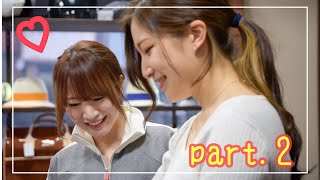 motorimoda1日店長バレンタインイベント♡part2
