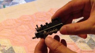 【昔のおもちゃ】汽車 TOMY Tomix N SCALE