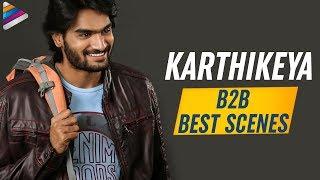 Karthikeya Back To Back Best Scenes   Prematho Mee Karthik Latest Telugu Movie   Telugu FilmNagar