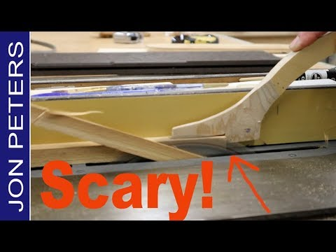 How and Why to make a Zero Clearance Insert for your Table Saw