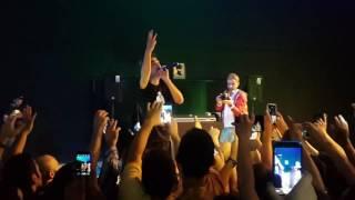 Sagopa Kajmer - Eski sarkilari soyledigi konser