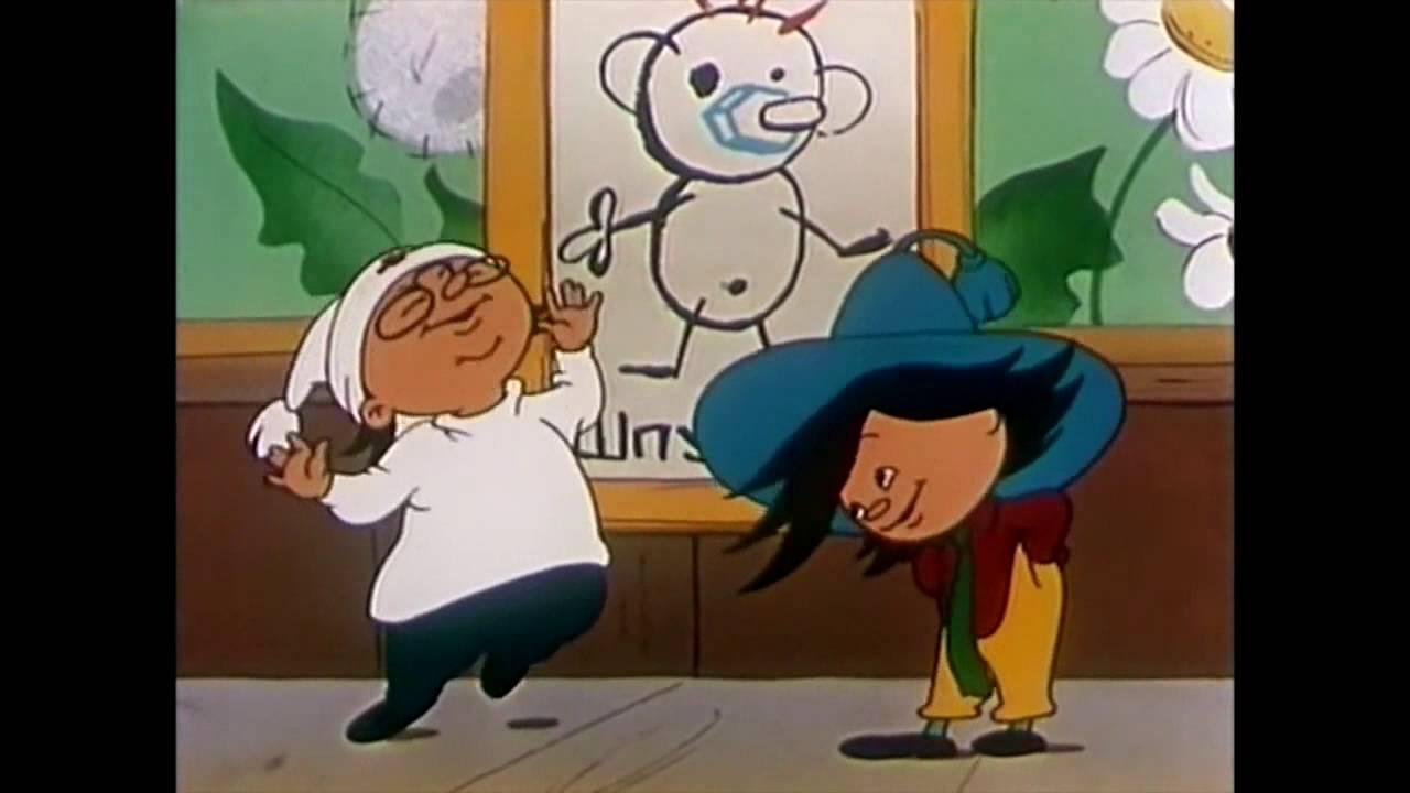 Мультфильм 1968 мультик кто тут знает алфавит