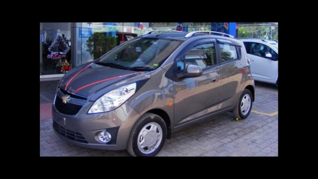 Car In India Chevrolet Beat Diesel Youtube